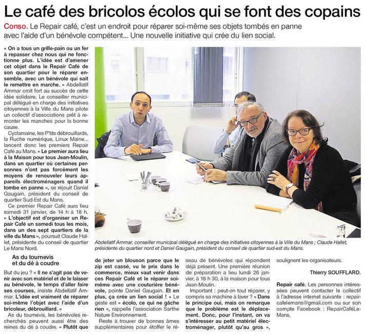 Repair Cafe Ou Cafe Bricol Saint Laurent Du Var